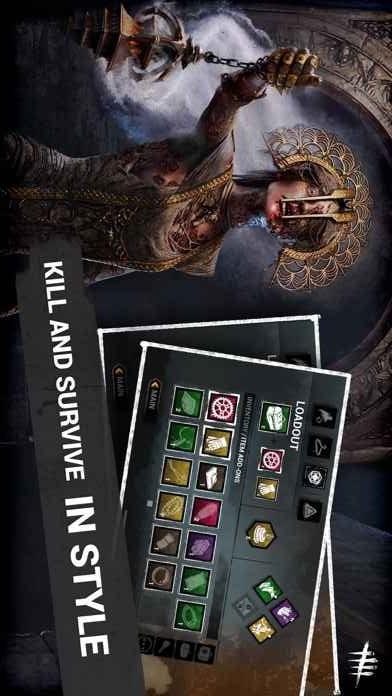 黎明杀机手机版游戏截图