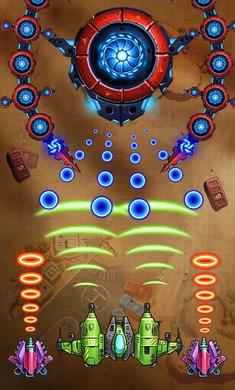 Spcae X:银河战争破解版