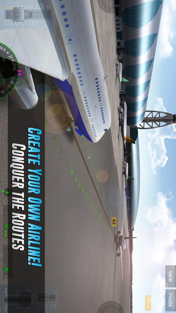 航空公司指挥官中文破解版游戏截图